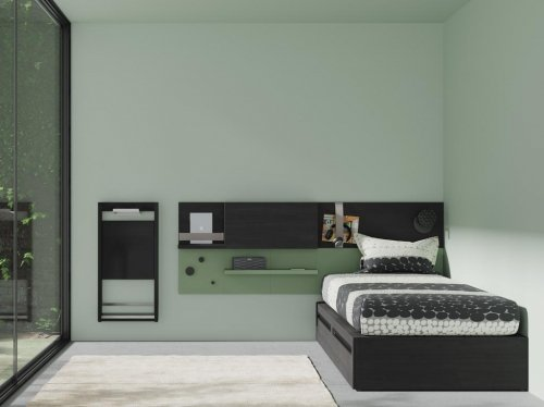 Combine our FLAT collection with any junior room